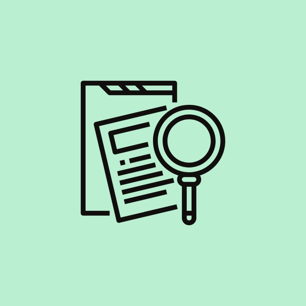 Buacar e investigar contenido de valor