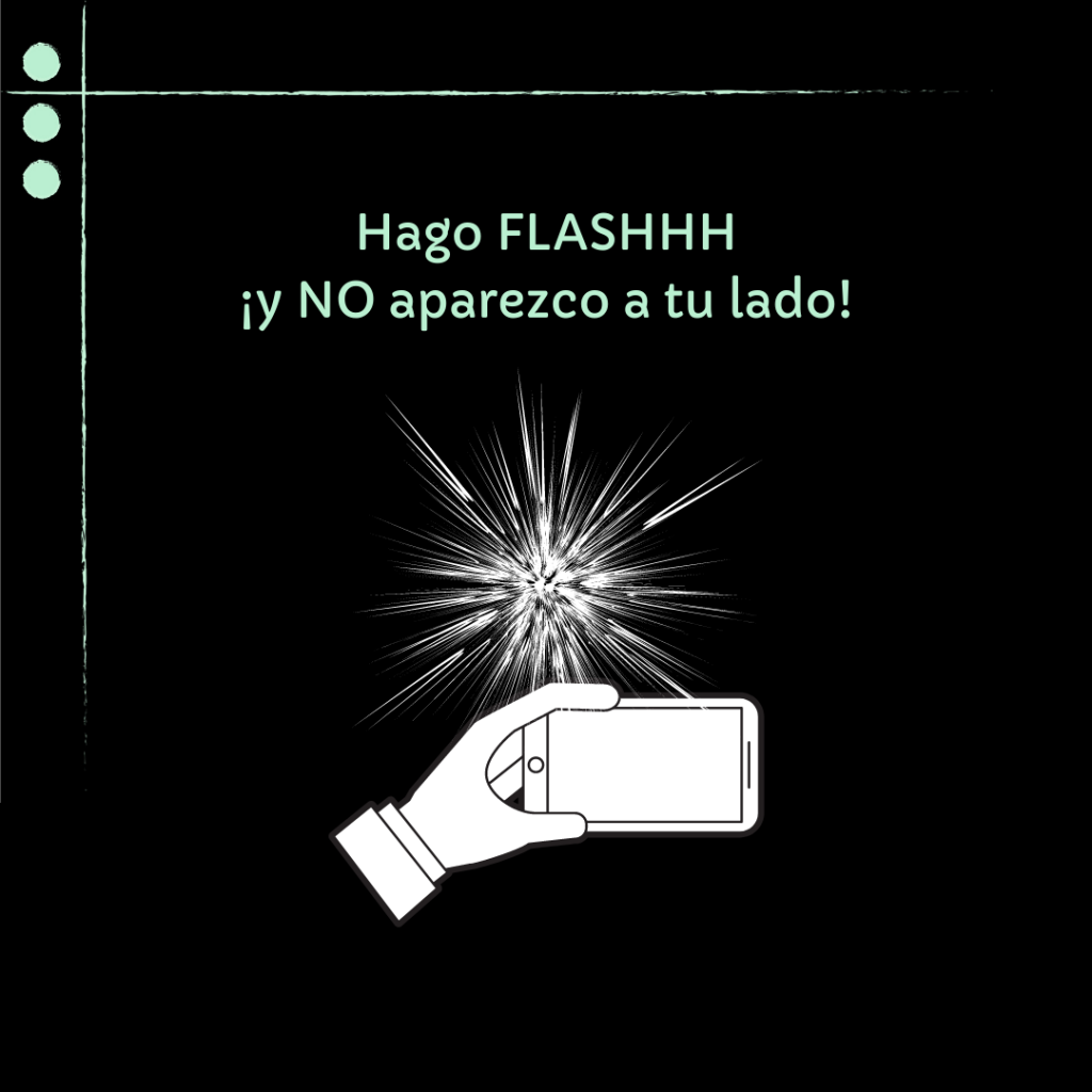 Infografía de creación propia. Flash